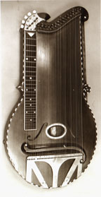 Guibson Harp Guitar