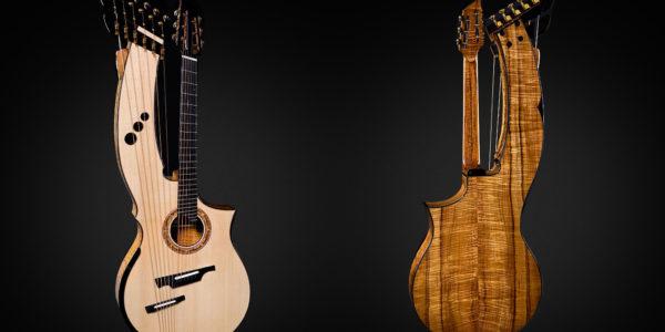 Andy Mckee – Greenfield Guitar Harp