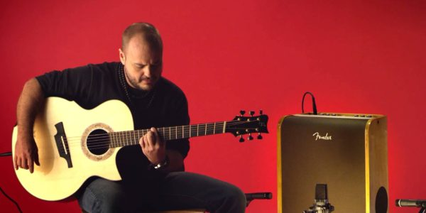 – Amplificador Fender Acoustic SFX Guitar Combo Amplifier Andy Mckee