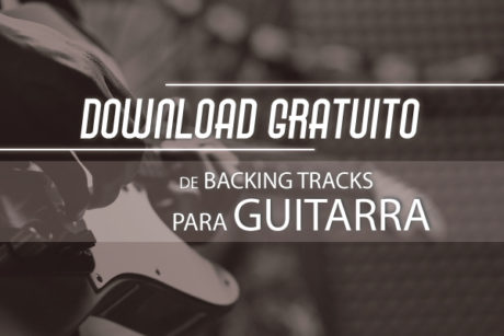 Backing tracks de guitarra para download gratuito