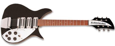 guitarras vintage - rickenbacker