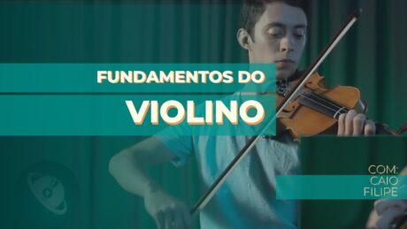 Curso de violino do Planeta Música