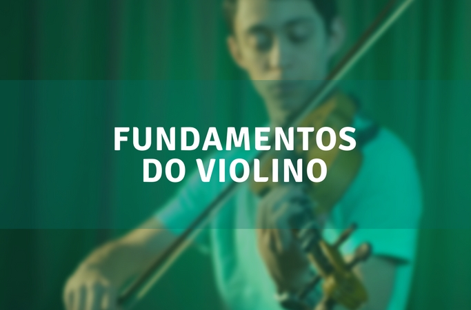 curso de violino - fundamentos do violino