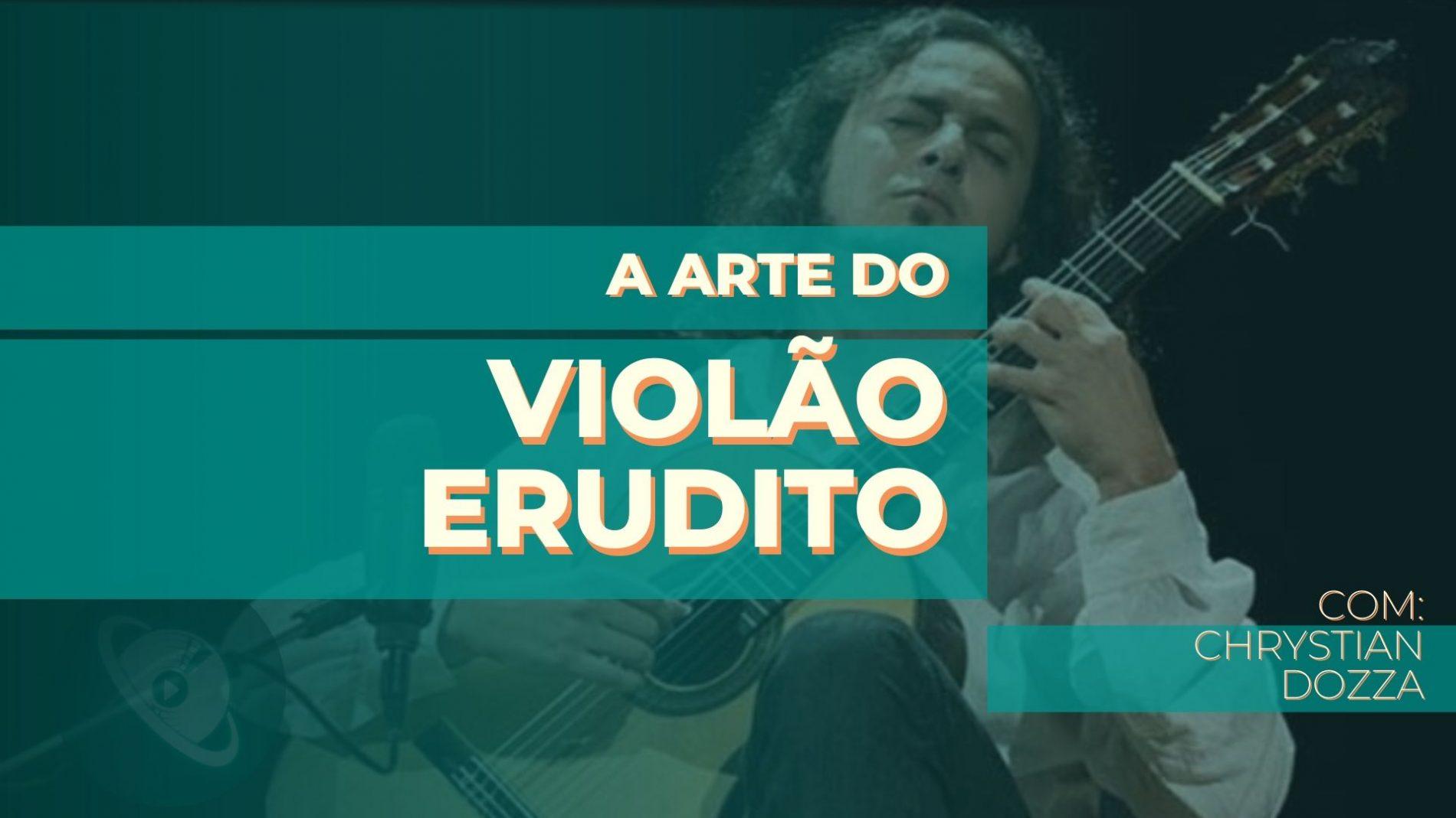 Curso de violão clássico do Planeta Música