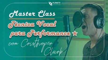 Masterclass Cristopher Clark