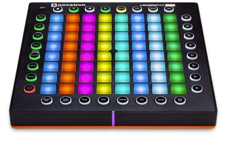 Controlador MIDI - Novation 2 - Planeta Música