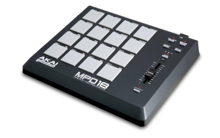 Controlador MIDI - Akai - Planeta Música