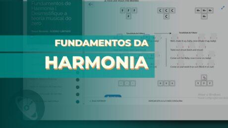 curso fundamentos da harmonia