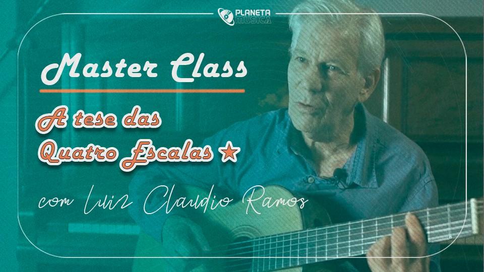 Masterclass Luiz Cláudio Ramos