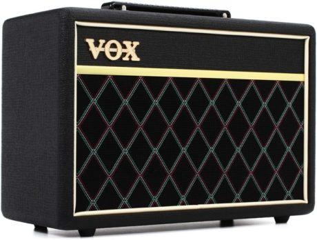 amplificador para contrabaixo barato Vox Pathfinder 10 bass