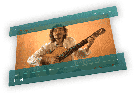 Curso de violão latino - Tango, milonga, Guarani - Planeta Música